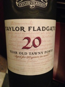 Taylor Fladgate 20 Year Old Tawny Porto NV