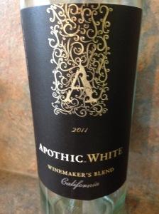 Apothic White 2011