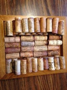 Corks for Trivet
