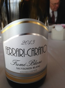 Ferrari Carano Fume Blanc 2013