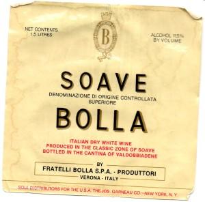Bolla Soave 197-