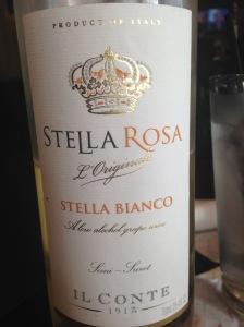 Il Conte D'Alba Stella Rosa Bianco NV