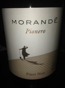 Morande Pionero Pinot Noir 2013