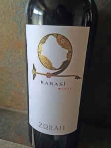 Zorah Karasi 2012