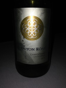 Canyon Road Chardonnay 2014