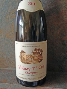 Domaine Francois Buffet Volnay 1er Cru Champans 2011