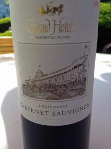 Grand Hotel Cabernet Sauvignon 2013