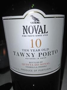 Noval Ten Year Old Tawny Porto
