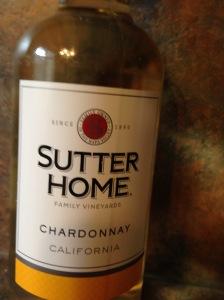 Sutter Home Chardonnay NV