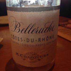 Belleruche Cotes du Rhone 2014