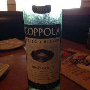 Coppola Rosso & Bianco Pinot Grigio 2013