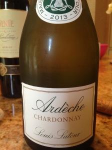 Louis Latour Ardeche Chardonnay 2013