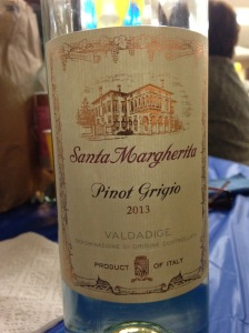 Santa Margherita Pinot Grigio 2013