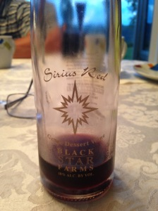 Sirius Red Grape Dessert Wine NV