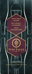 Vine Vault Brochure