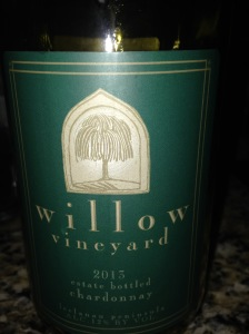 Willow Chardonnay 2013
