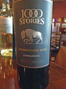 1000 Stories Zinfandel 2013