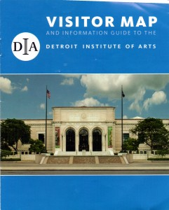 MI DIA Visitor Map