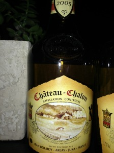 Bourdy Chateau Chalon 2005