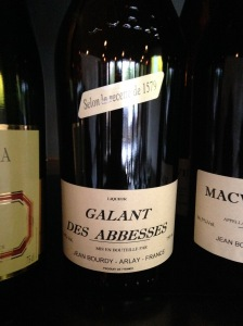 Bourdy Galant des Abbesses NV