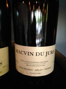 Bourdy Macvin du Jura NV