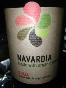 Navardia Rioja 2014