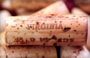 VA wine cork