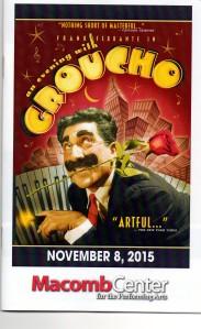 MI Groucho Booklet