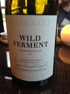 Hillebrand Showcase Wild Ferment Chardonnay 2011