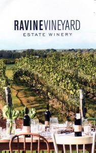 Ravine Vineyard Business Card