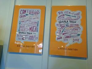 Small Talk Labels