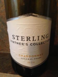 Sterling Chardonnay Central Coast 2012