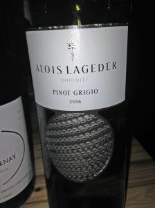 Alois Lageder Dolomiti Pinot Grigio 2014
