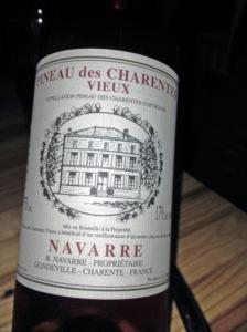 Navarre Pineau des Charentes Vieux NV