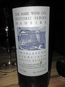 The Rare Wine Co Historic Series Madeira Charleston Sercial NV