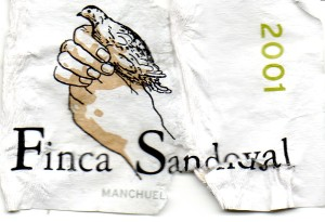 Finca Sandoval 2001