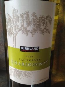 Kirkland California Chardonnay 2014