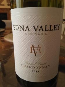 Edna Valley Chardonnay 2013