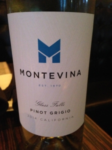 Montevina Pinot Grigio 2014