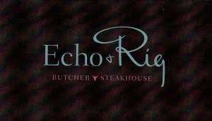NV Echo & Rig BC
