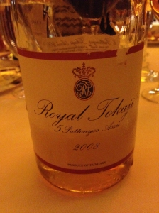 Royal Tokaji 5 Puttonyos Aszu 2008