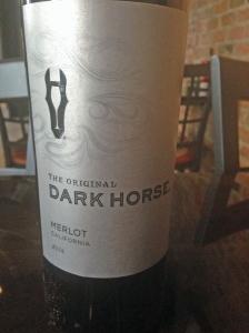 Dark Horse Merlot 2016