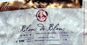 L Mawby Blanc de Blanc Brut