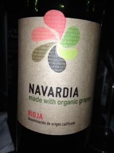 Navardia Rioja 2013