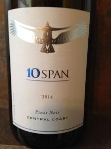 10 Span Pinot Noir 2014