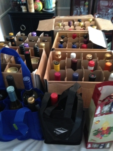 Cases of Wine 1