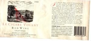 Le Cigar Volant 2000