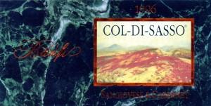 Banfi Col Di Sassi 1996