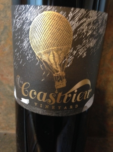 Coastview Red Wine Cuvee SA Andree 2012