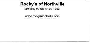 MI Rockys of Northville BC